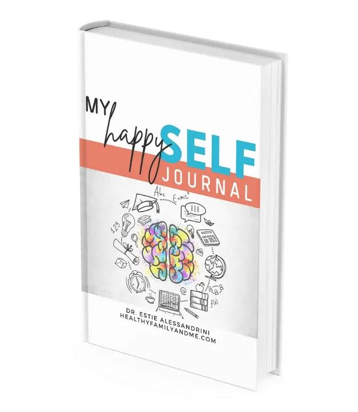 happy self journal kids