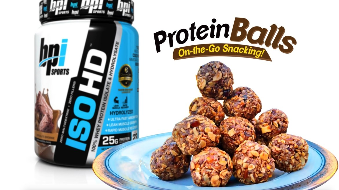 Protein Ball – Snacks Recipe