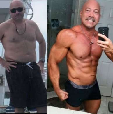fatto fit transformation picture