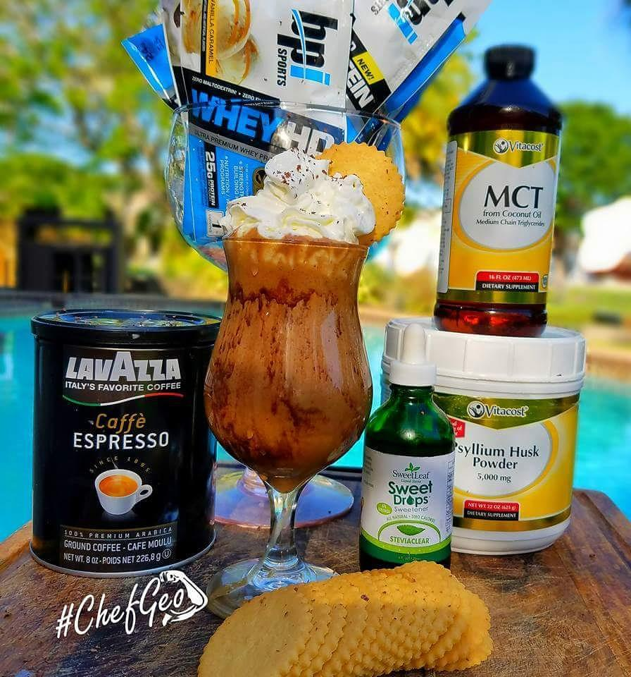 bullet proof coffee, mct oil