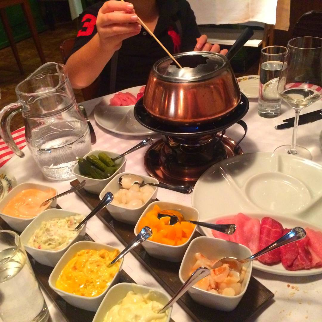 switzerland fondue