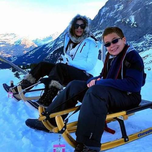 Sledging in grindelwald switerzland, things to do switzerland, chrismtas vacation in the alps