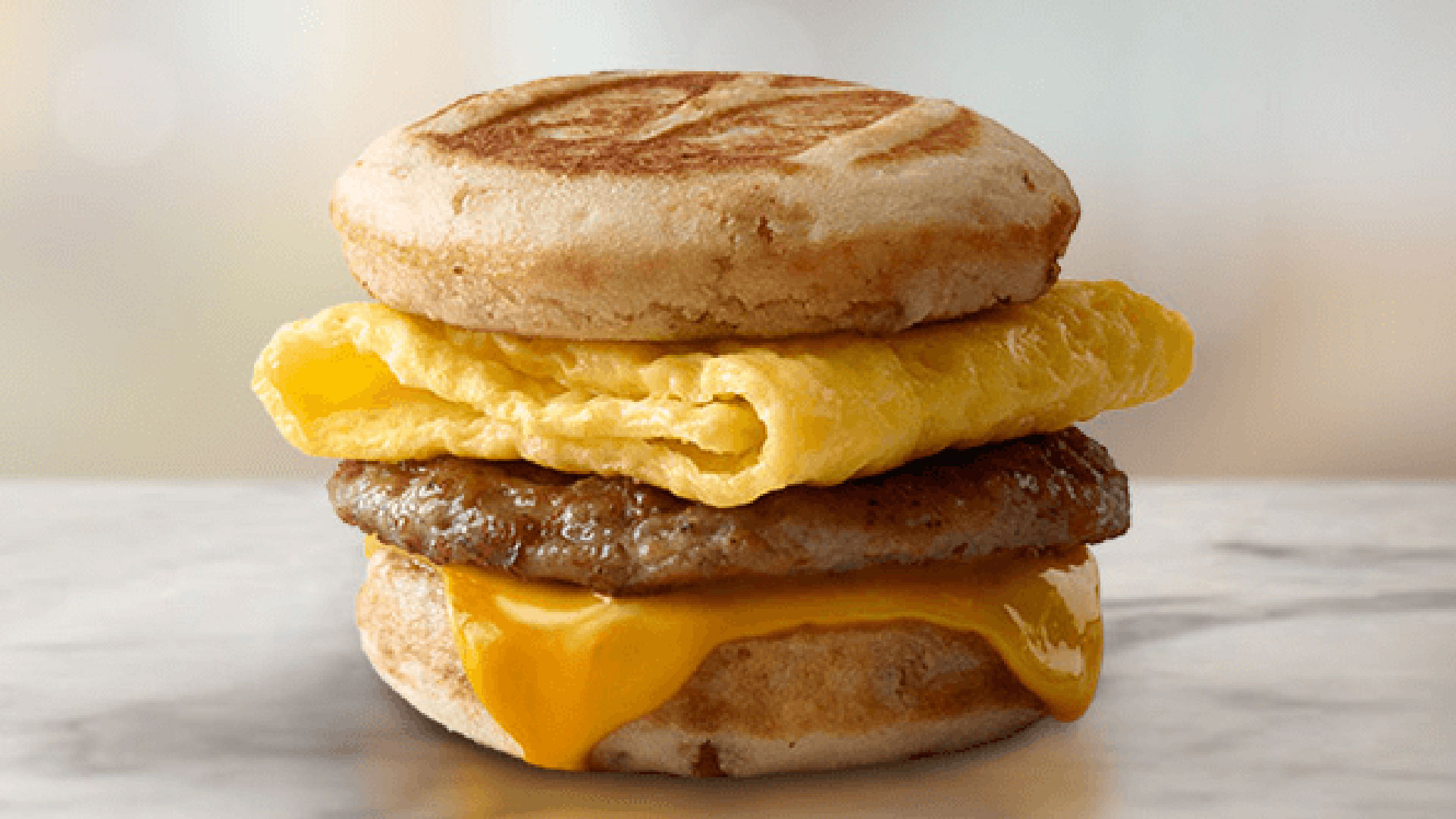 mcgriddle sandwich
