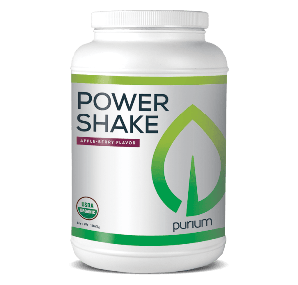 power shake apple berry