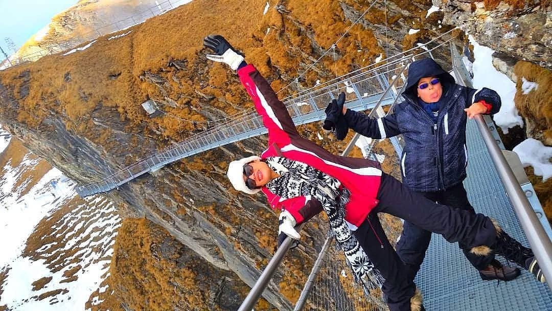 suspension bridge, grindelwald things to do