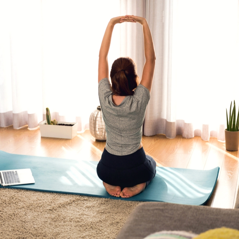 Creating a Sanctuary for Better Meditation and Yoga