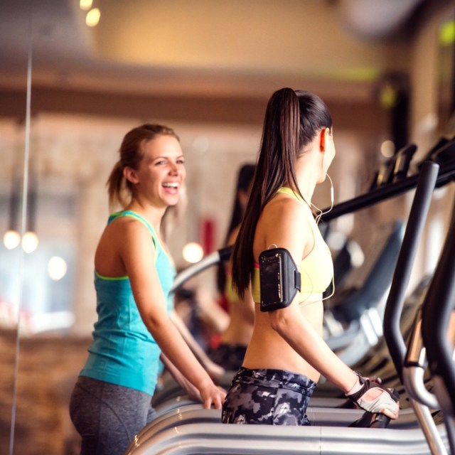 How a workout buddy can take your workout to the next level