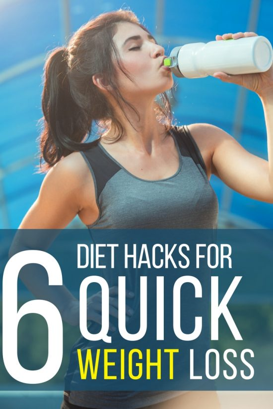 weight loss diet hacks to help you lose weight