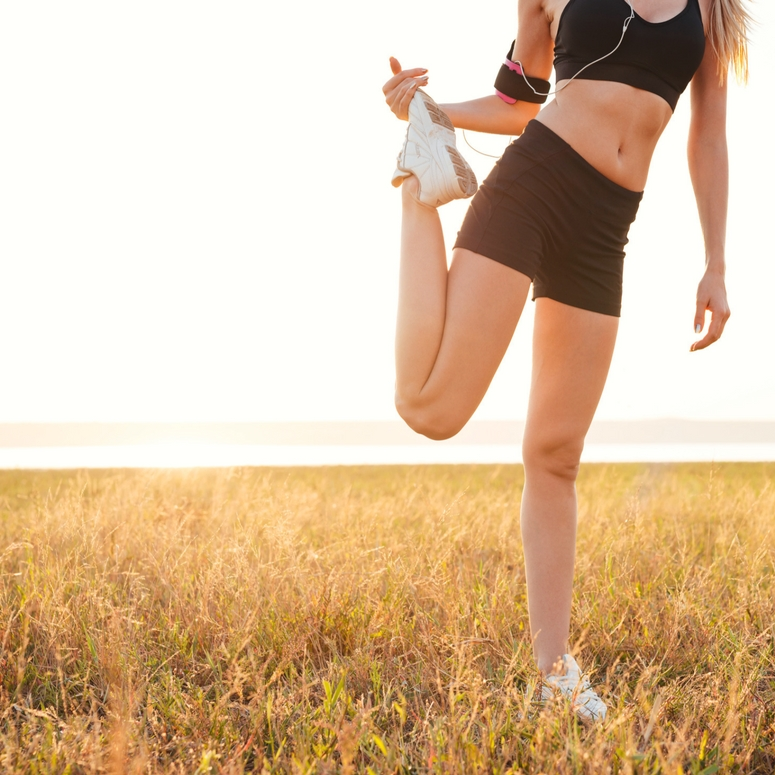 6 Secrets of Really Fit People