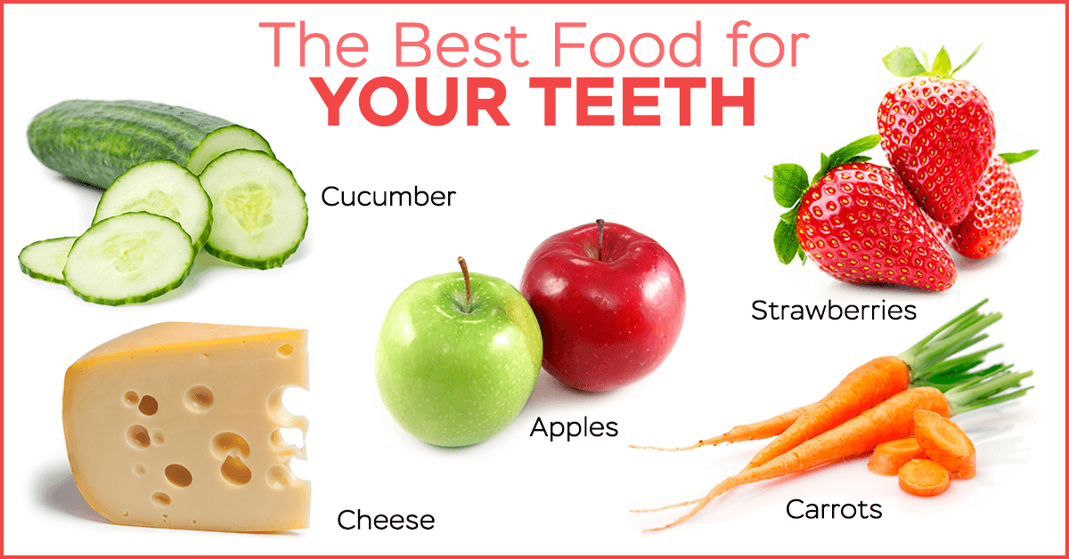 Food To Eat To Make Teeth Stronger