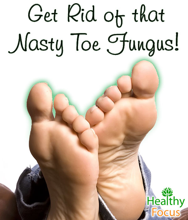 How to get Rid of Toe Fungus