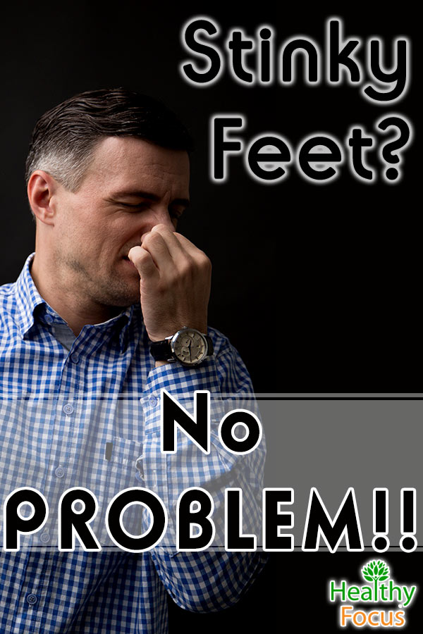 9 Home Remedies For Foot Odor