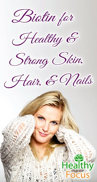 the benefits of biotin for the stronger nail care 5 major benefits of biotin   biotin helps to make the nail cuticles stronger,  the skin is one organ that needs a lot of care so that it can look attractive.