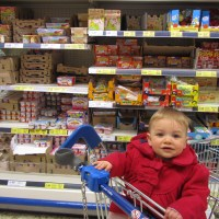 Sugar content in fromage frais and yoghurt for children & babies