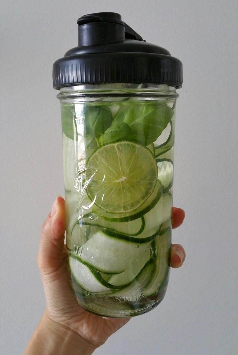 komkommerwater
