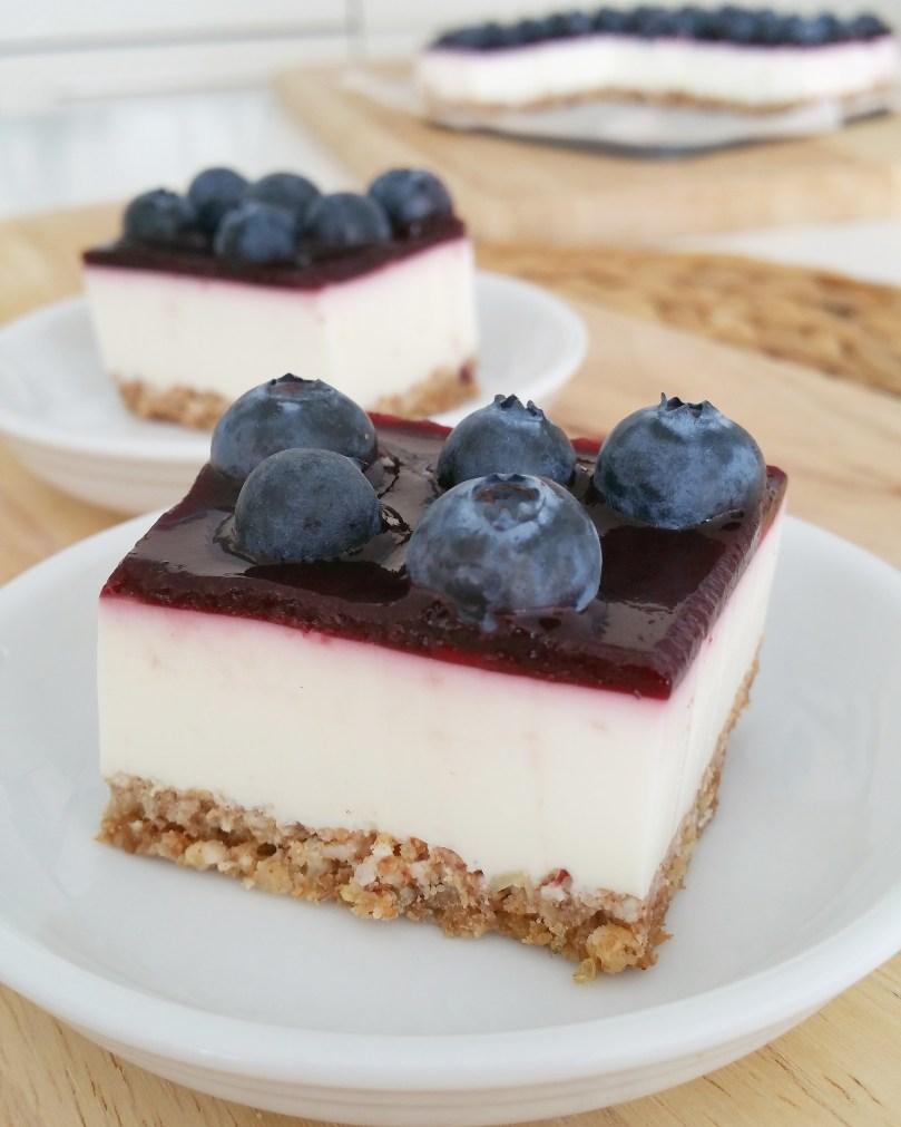 bosbessen griekse yoghurt bites 1