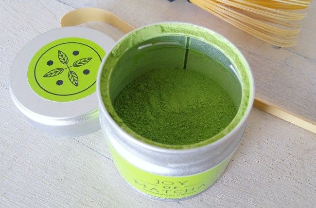 Review joy of matcha 2