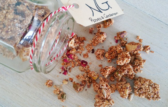 REVIEW Naturally Granola + win actie 12