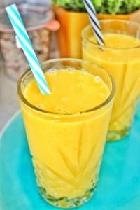 Tropische gouden smoothie 2