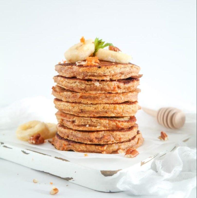 carrotcake pancakes van Linda