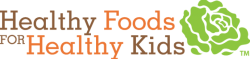Healthy Foods for Healthy Kids Logo