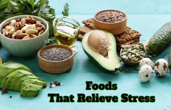 9 Terrific Foods To Help Relieve Stress