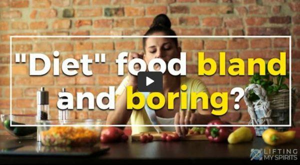 Great Tips To Make Healthy Food Less Boring