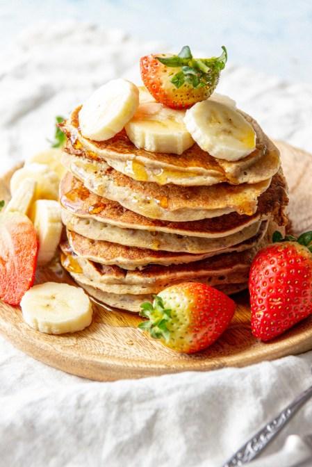 quinoa pancakes gluten free recipe