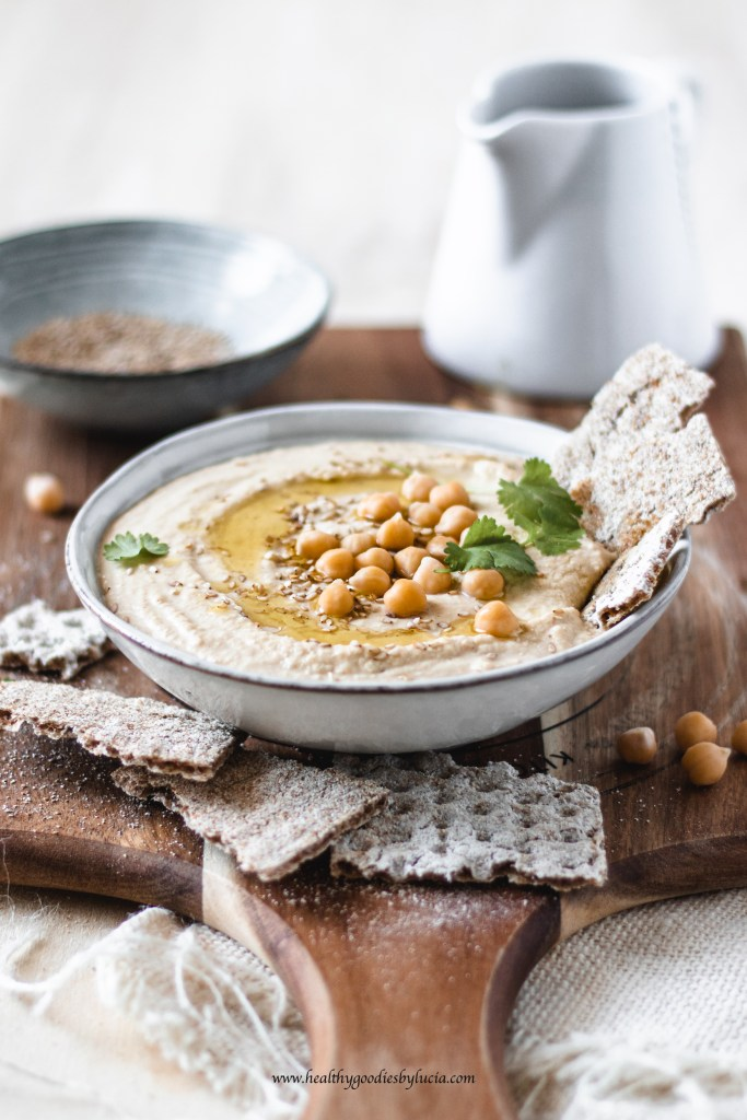 20 ideas for hummus recipe and why we should eat legumes regularly | Healthy Goodies by Lucia