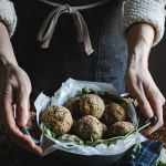 Gluten-free Quinoa & Lentils Vegan Meatballs | Healthy Goodies by Lucia
