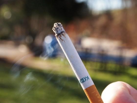 smoking and hair loss