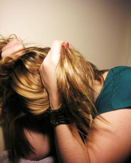can trauma cause hair loss