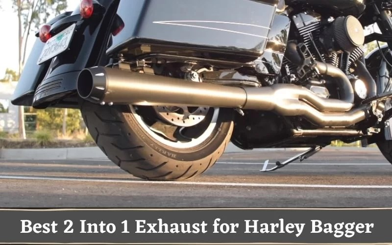 best 2 into 1 exhaust for harley bagger