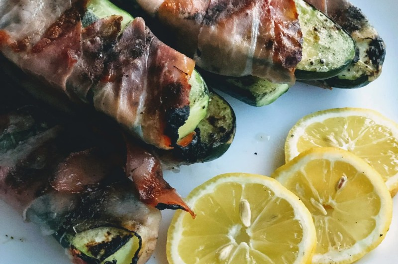 Grilled Zucchini Recipes | Paleo & Whole30
