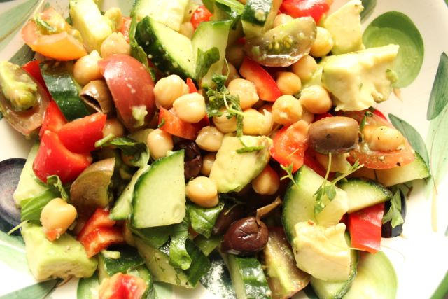 Mediterraner Salat_1