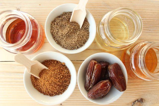 Zuckeralternativen - www.healthyhappysteffi.com