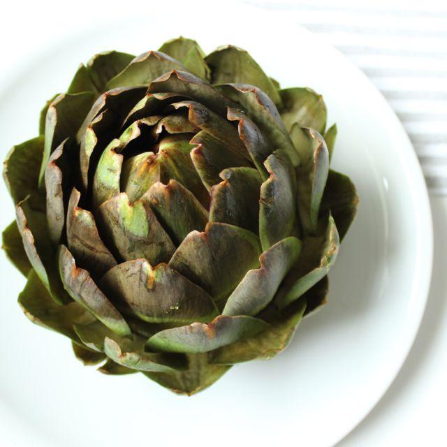 artichokes are full of antioxidants - www.healthyhappysteffi.com