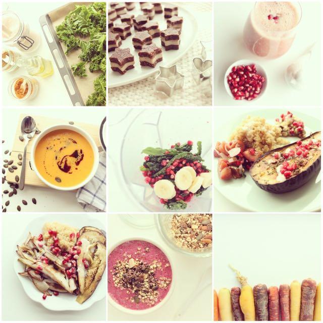 HealthyHappySteffi on Instagram november 2014