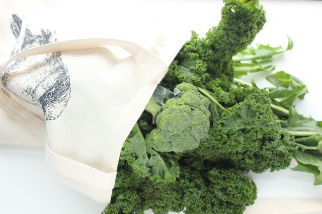 Healthy Grocery Shopping - Gesund einkaufen - www.healthyhappysteffi.com