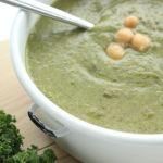 Cremige Grünkohlsuppe