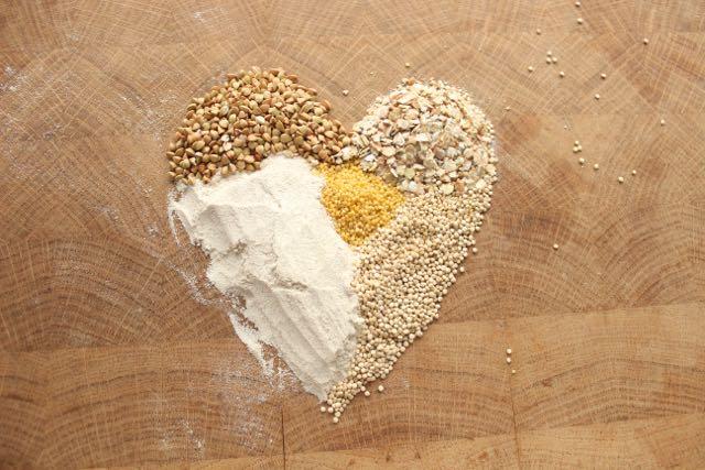 Glutenfrei leben - www.healthyhappysteffi.com