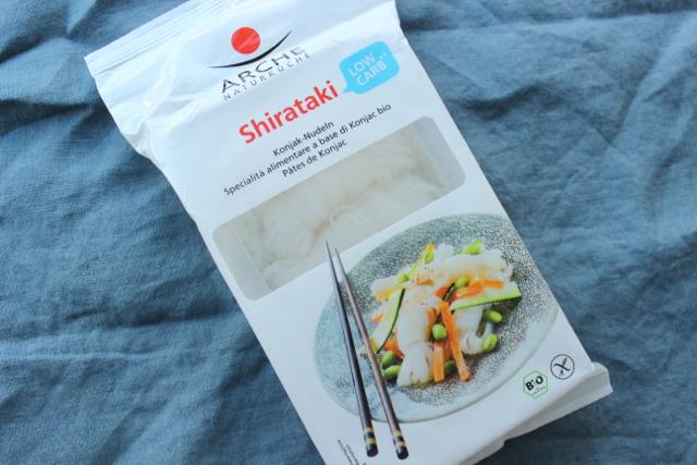 Konjak-Nudeln - glutenfrei, low carb, lecker - www.healthyhappysteffi.com