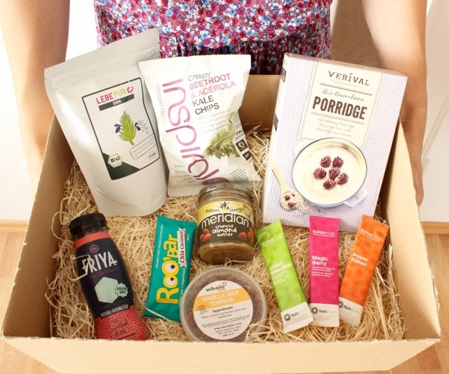 Foodist Healthy Box