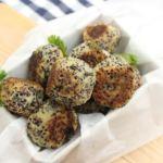 Quinoa-Kartoffel-Bällchen