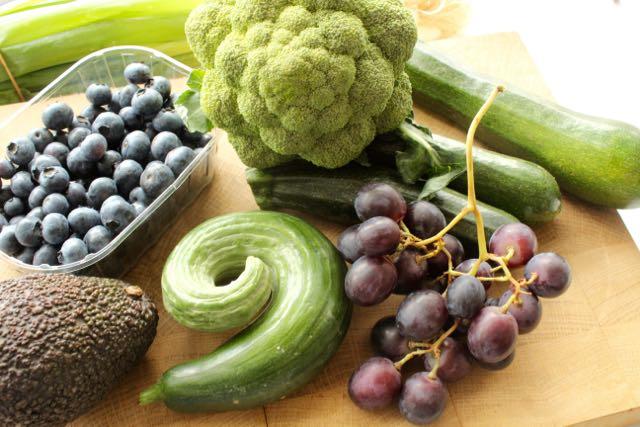 Saisonal einkaufen - Saisonkalender von HealthyHappySteffi
