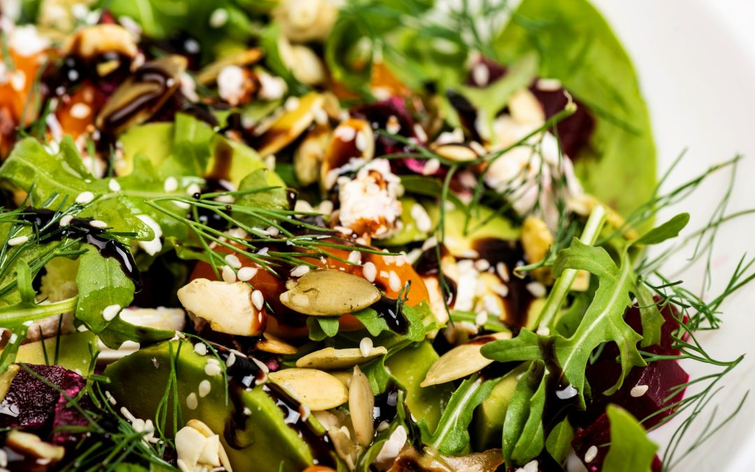 Superfood Salad to Boost Your Immune System