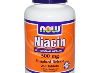 niacin supplement