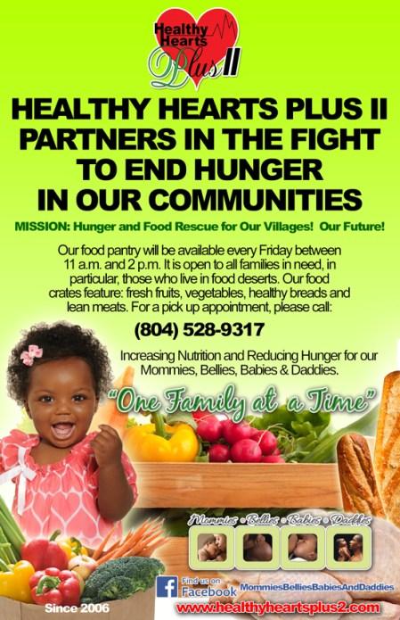 HHP II FoodPantry Flyer