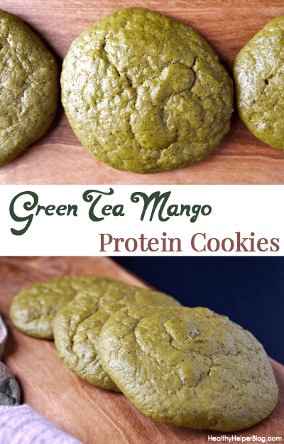 green-tea-mango-protein-cookies