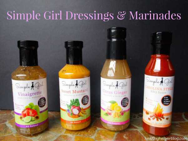 Simple Girl Dressings
